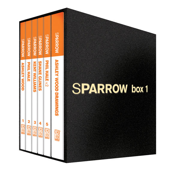 Image: Sparrow Boxed Set  - IDW Publishing