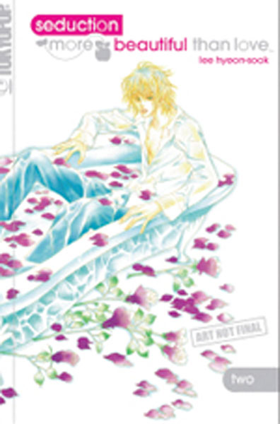 Image: Seduction More Beautiful Than Love Vol. 02 SC  - Tokyopop
