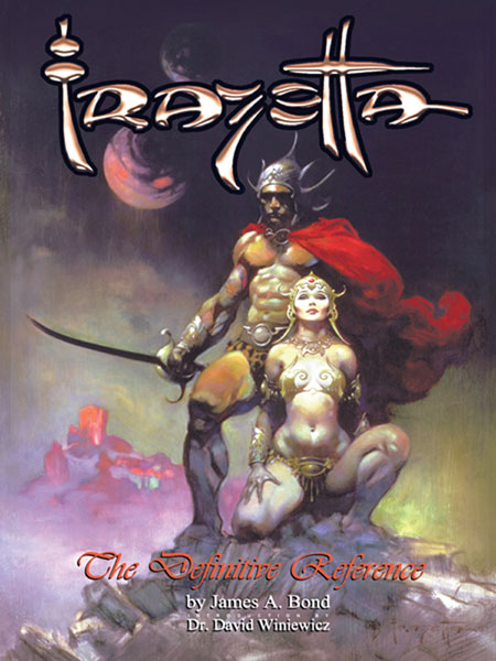 Image: Definitive Frazetta Reference HC  - Vanguard Productions