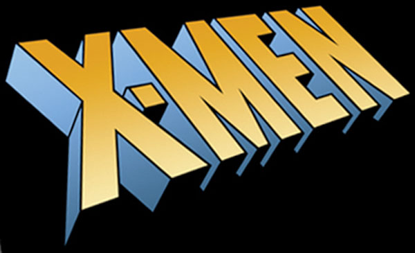 Image: X-Men T-Shirt: Basic Logo Youth PX Black  (S) -