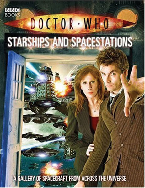 Image: Doctor Who: Starships and Spacestations SC  -
