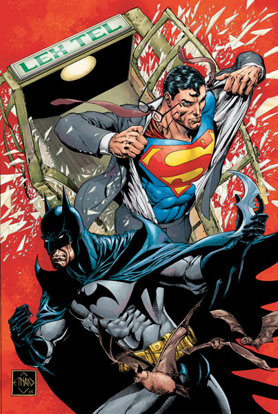 Image: Superman / Batman #50 - DC Comics