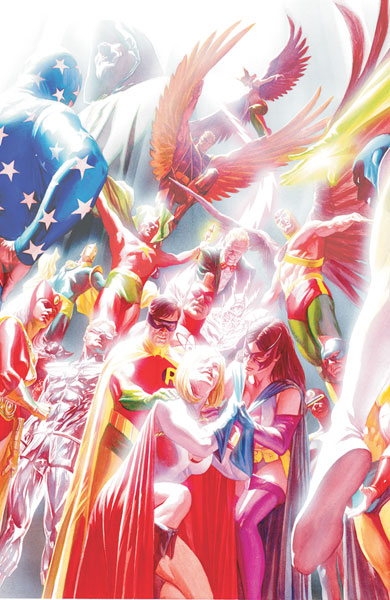 Image: Justice Society of America Annual #1 - DC Comics
