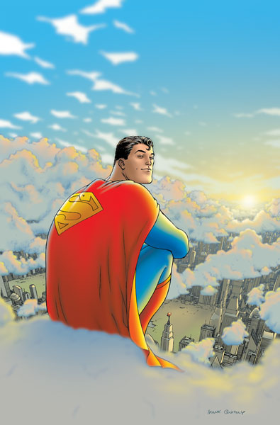 Image: All Star Superman Vol. 01 SC  - DC Comics