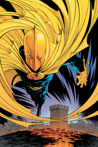 Image: Dr. Fate: Countdown to Mystery SC  - DC Comics
