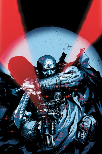 Image: Deathblow: And Then You Live! SC  - DC Comics