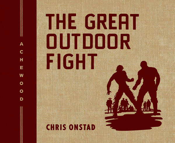 Image: Great Outdoor Fight HC  - Dark Horse