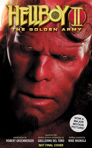 Image: Hellboy II: Golden Army PB