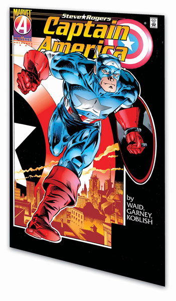 Image: Captain America: Operation Rebirth SC  - Marvel Comics