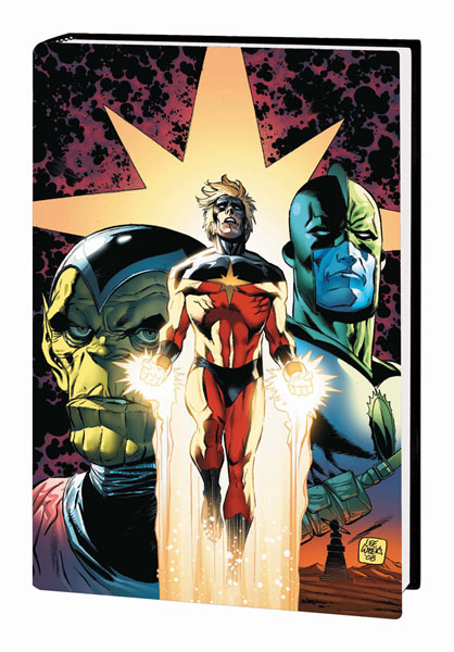Image: Captain Marvel: Secret Invasion HC  - Marvel Comics