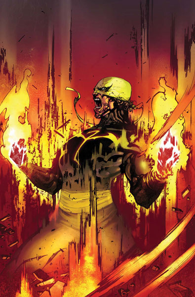 Image: Immortal Iron Fist #17 - Marvel Comics