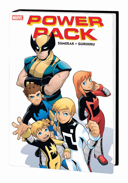 Image: Power Pack Vol. 01: The Kids Are Alright HC  - Marvel Comics