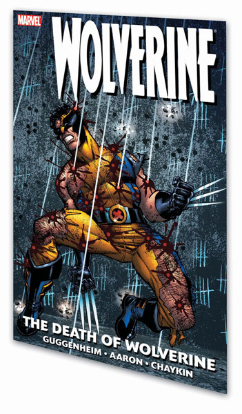 Image: Wolverine: The Death of Wolverine SC  - Marvel Comics