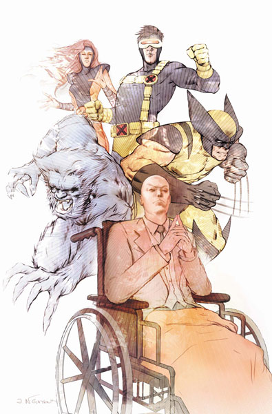 Image: X-Men: Odd Men Out  - Marvel Comics