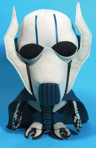 Image: Star Wars Super Deformed Plush: General Grievous  -