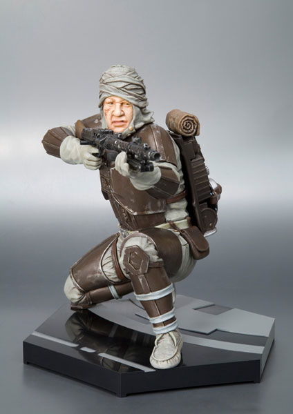 Image: Star Wars Dengar 1/7 Scale Pre-Painted Model Kit  -