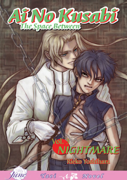 Image: Ai No Kusabi: Space Between Novel Vol. 03: Nightmare   - Digital Manga Distribution
