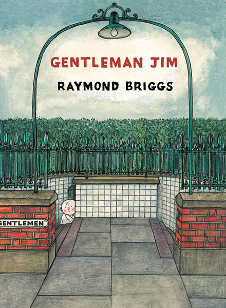 Image: Gentleman Jim HC  - Drawn & Quarterly