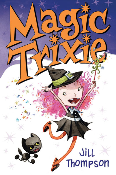 Image: Magic Trixie Vol. 01 SC  - Harper Collins Publishers
