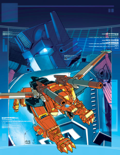 Image: Transformers: The Ark II SC  - IDW Publishing