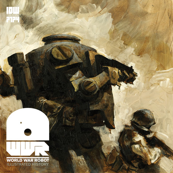 Image: World War Robot SC  - IDW Publishing