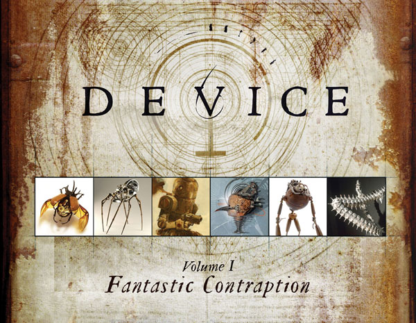 Image: Device Vol. 01: Fantastic Contraption SC  - IDW Publishing