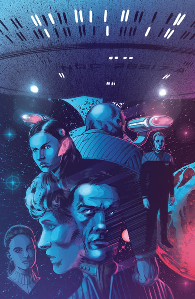 Image: Star Trek: New Frontier #5 - IDW Publishing