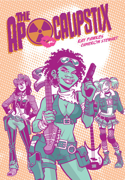 Image: Apocalipstix Vol. 01 SC  - Oni Press Inc.