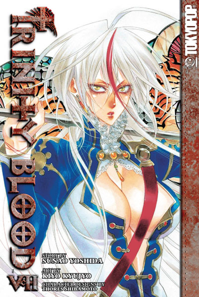 Image: Trinity Blood Vol. 07 SC  - Tokyopop