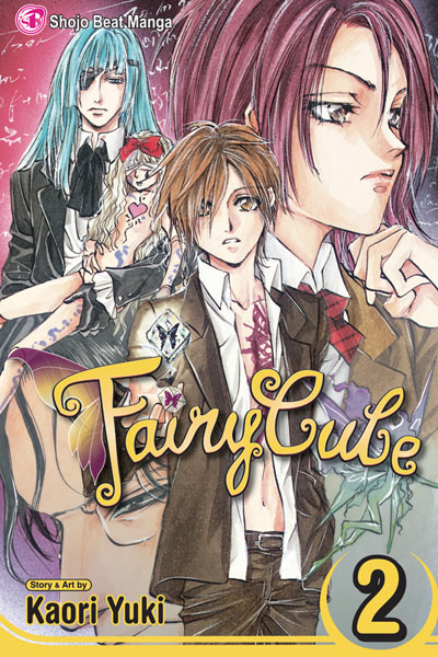 Image: Fairy Cube Vol. 02 GN  - Viz Media LLC
