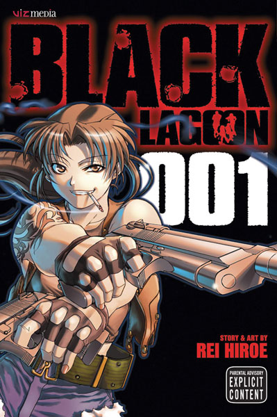 Image: Black Lagoon Vol. 01 SC  - Viz Media LLC