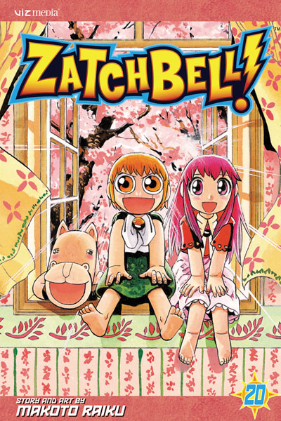 Image: Zatch Bell Vol. 20 SC  - Viz Media LLC