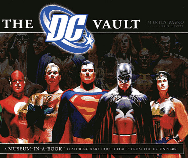 Image: DC Vault: A Museum-in-a-Book  -