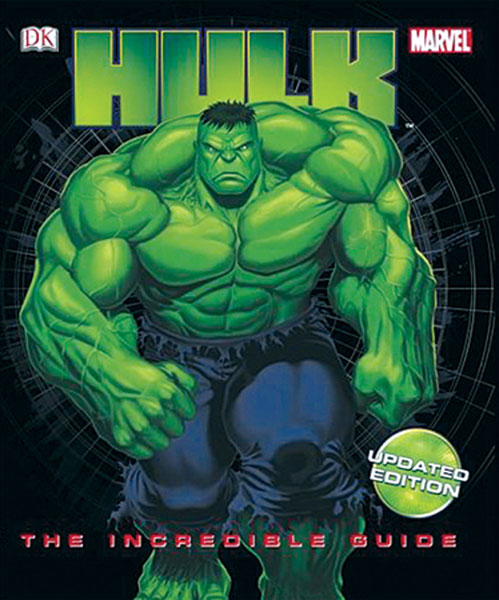 Image: Hulk: The Incredible Guide - Update Edition HC  - Marvel Comics