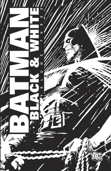 Image: Batman: Black and White Vol. 03 SC  - DC Comics