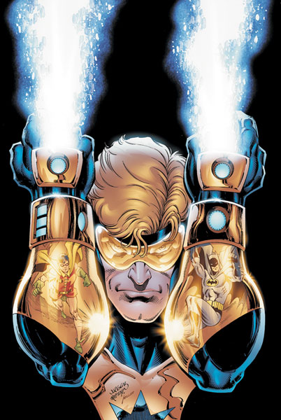 Image: Booster Gold #11 - DC Comics