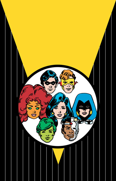 Image: New Teen Titans Archives Vol. 04 HC  - DC Comics