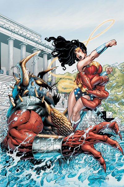 Image: Wonder Woman #23 - DC Comics