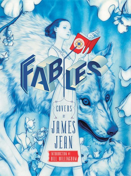 Image: Fables: Covers by James Jean HC  - DC Comics