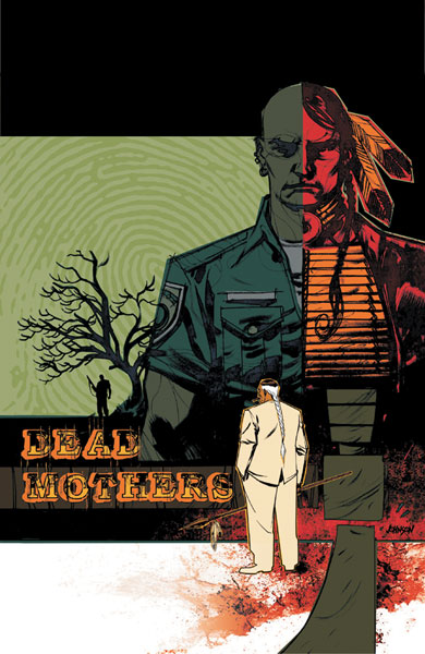 Image: Scalped Vol. 03: Dead Mothers SC  - DC Comics