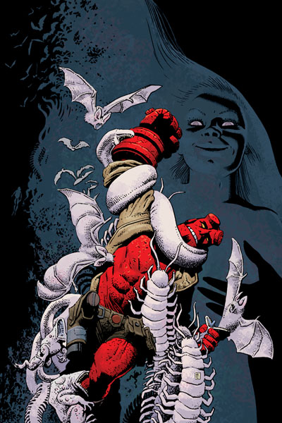 Image: Hellboy: The Crooked Man #2 - Dark Horse