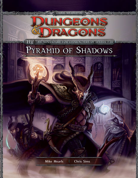 Image: Dungeons & Dragons: Pyramid of Shadows  - Wizards of the Coast