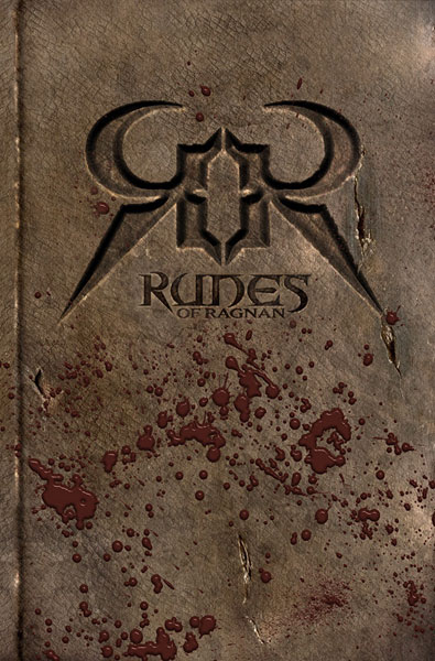 Image: Runes of Ragnan: The Flames of Muspell SC  - Image Comics