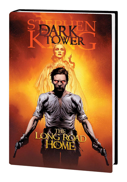 Image: Dark Tower: The Long Road Home HC  - Marvel Comics