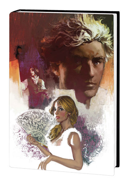 Image: Marvel Illustrated: The Picture of Dorian Gray HC  - Marvel Comics