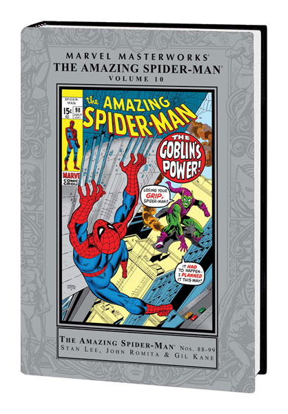 Image: Marvel Masterworks: Amazing Spider-Man Vol. 10 HC  - Marvel Comics