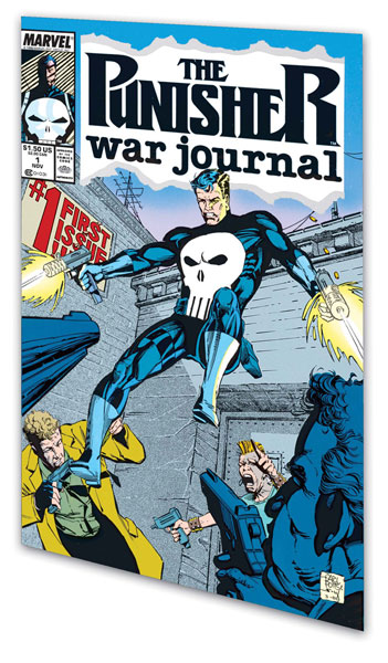 Image: Punisher War Journal Classic Vol. 01 SC  - Marvel Comics