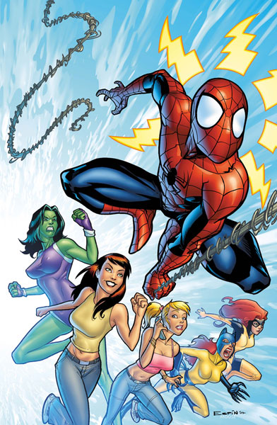 Image: King Size Spider-Man Summer Special #1 - Marvel Comics