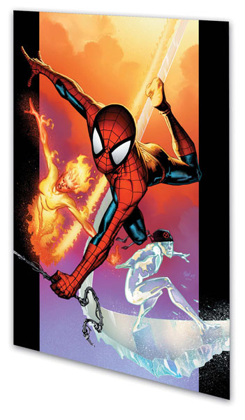 Image: Ultimate Spider-Man Vol. 20: And His Amazing Friends SC  - Marvel Comics
