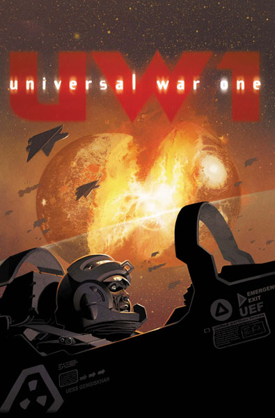 Image: Universal War One #2 - Marvel Comics